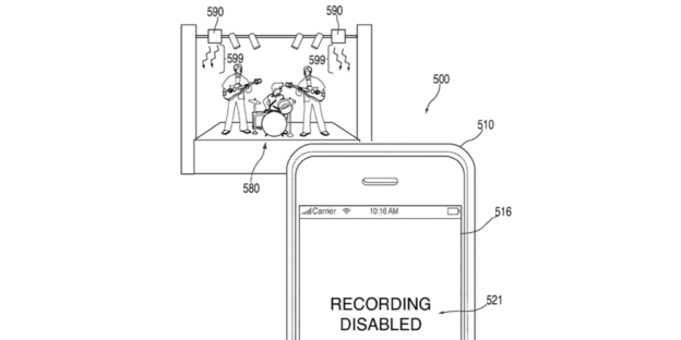 Apple iPhone Show Patent