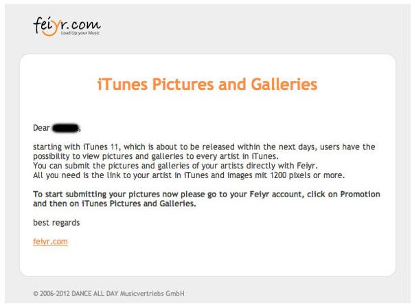 iTunes 11 kommt in den nächsten Tagen