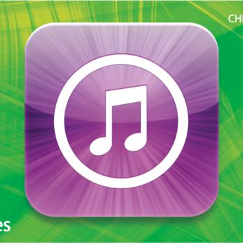 iTunes Geschenkkarte CHF 100