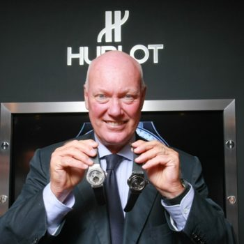 Jean Claude Biver - Hublot