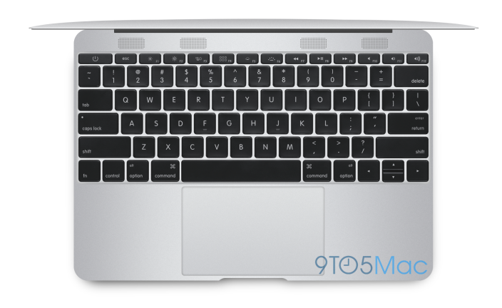 Wird das MacBook Air 12″ so kompakt?
