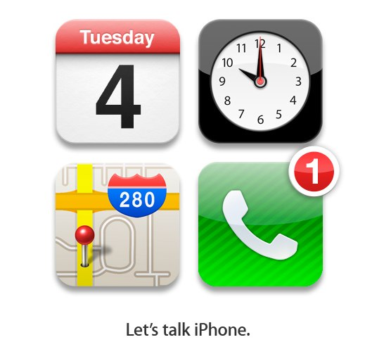 Let's talk iPhone.