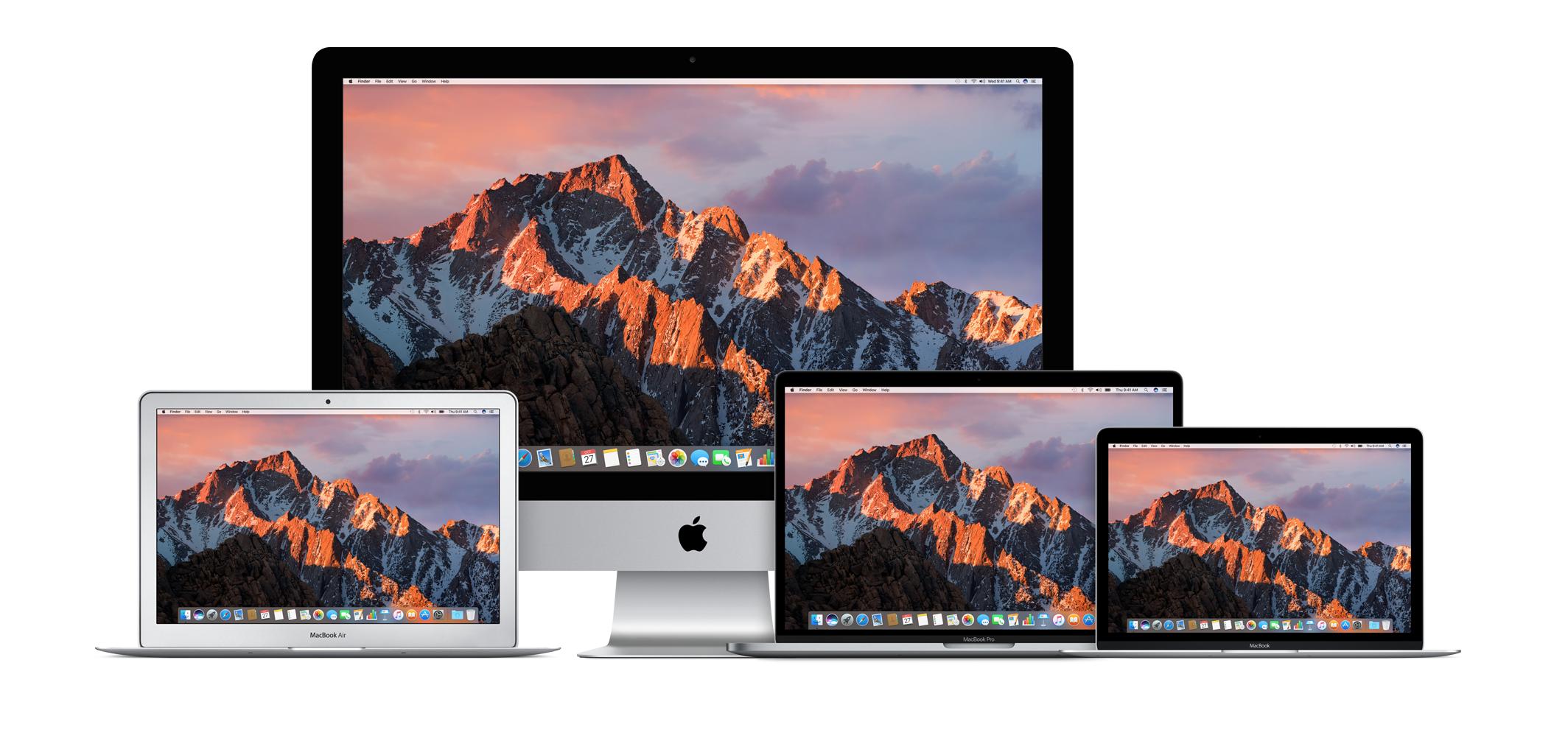 Mac Familie 2016