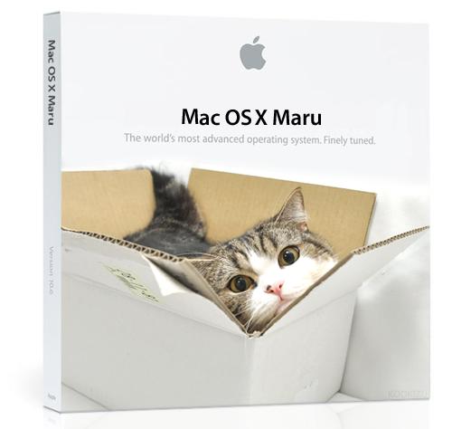 Mac OS X Maru