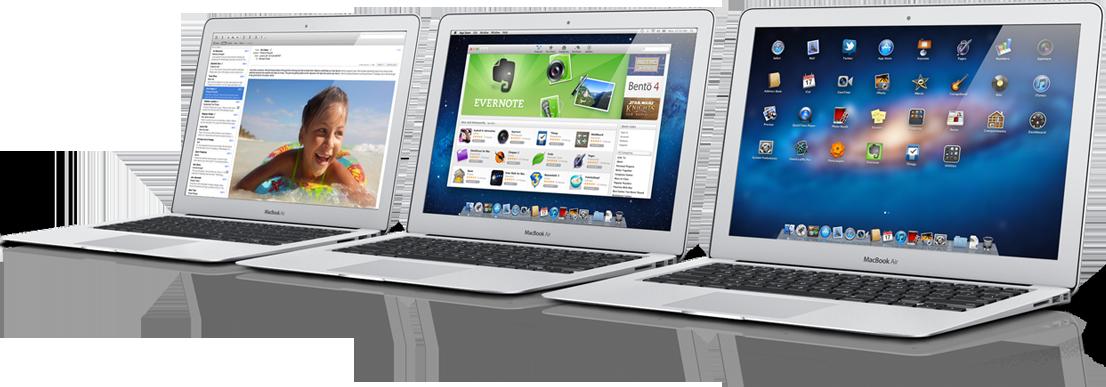 alles neu mac os x lion macbook air mac mini und. Black Bedroom Furniture Sets. Home Design Ideas