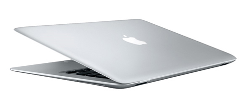 MacBook Air Spendenaufruf