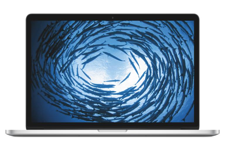 15-Zoll MacBook Pro Retina