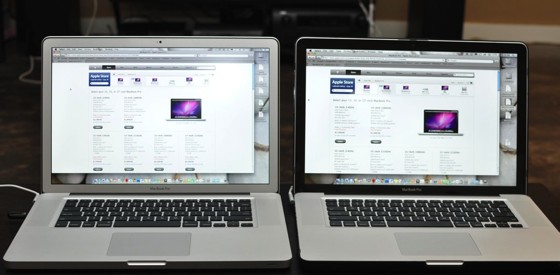 MacBook Pro - Glossy oder Antiglare