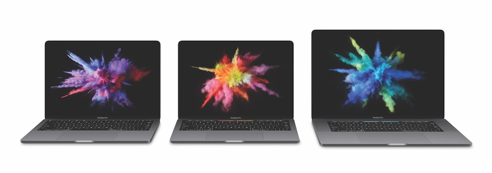 MacBook vs. MacBook Pro 13″.