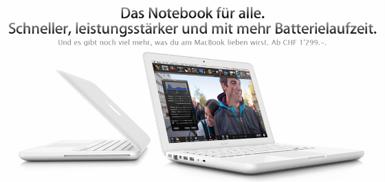 MacBook Mai 2010