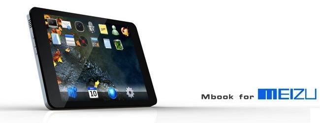 Mbook - iPad-Klon von Meizu
