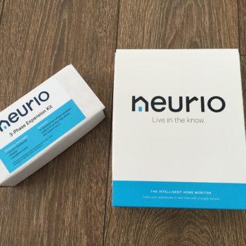 Renato Mitra installiert Neurio