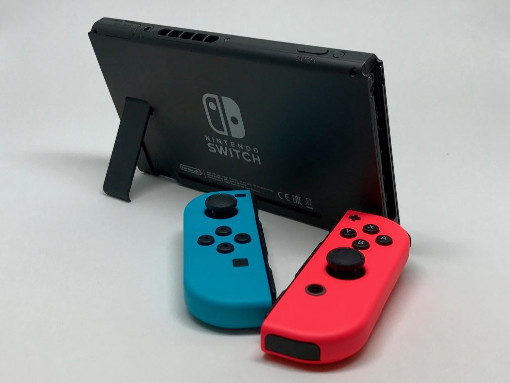 Nintendo Switch Desk Stand