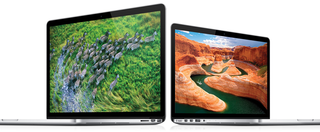 Apple aktualisiert MacBook Pro mit Retina Display