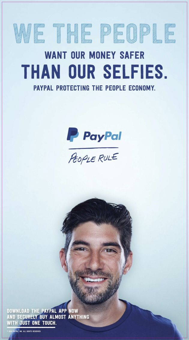 PayPal greift Apple frontal an.