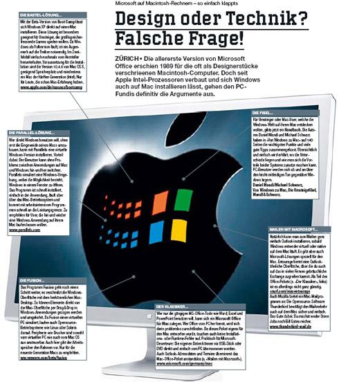 PC oder Mac - Die alte Frage
