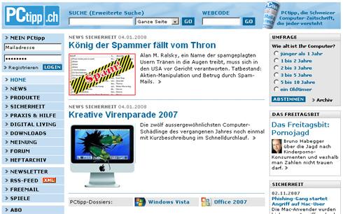 PCtipp lässt Viren aus einem iMac krabbeln!