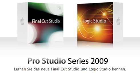 Pro Studio Series 2009