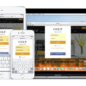iPad, iPhone und Mac mit der Safari App