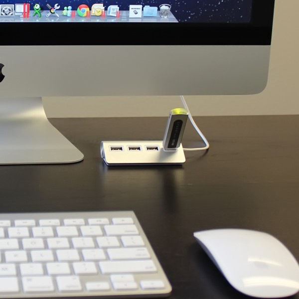 USB Hub im Apple Design