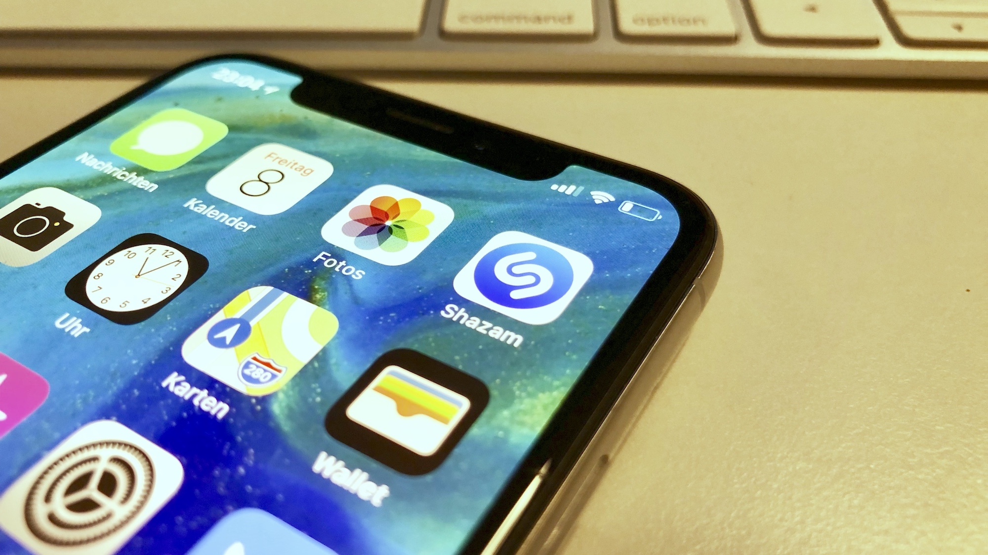 Hat Apple bereits Shazam gekauft?