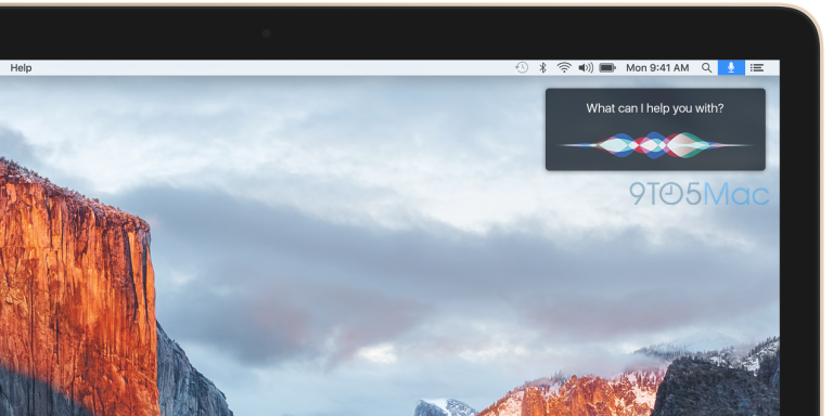 Siri auf Mac