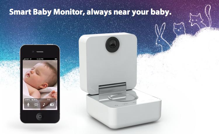 Smart Baby Monitor demnächst erhältlich