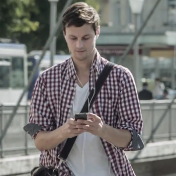 Smartphone Unfall