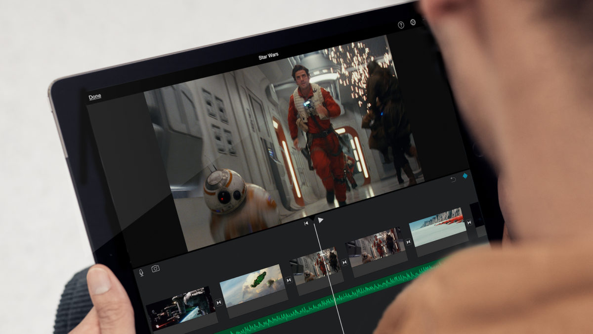 Star Wars Force Friday II im Apple Store. Auch in der Schweiz.