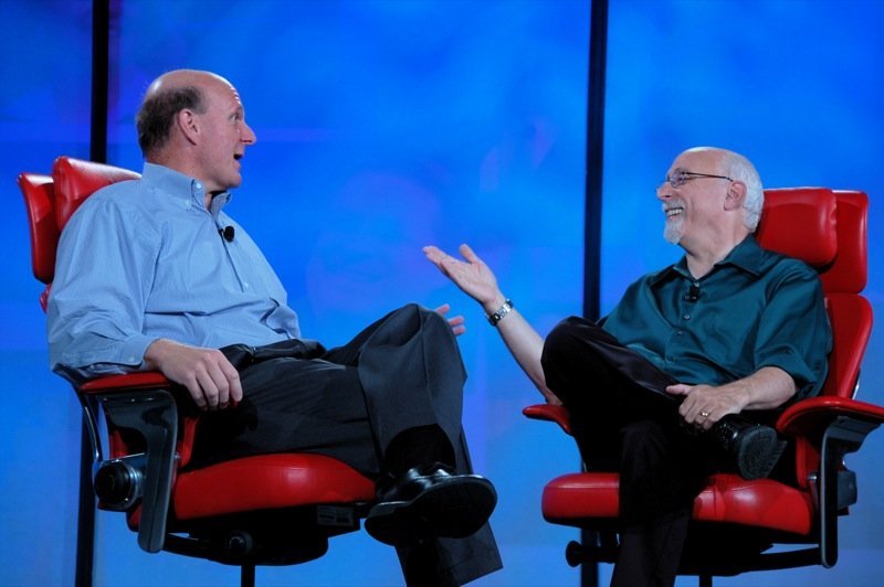 Steve Ballmer's Reality Distortion Field
