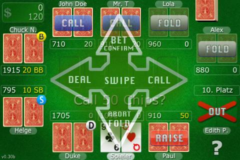 THTouch - Texas Hold\'em Poker