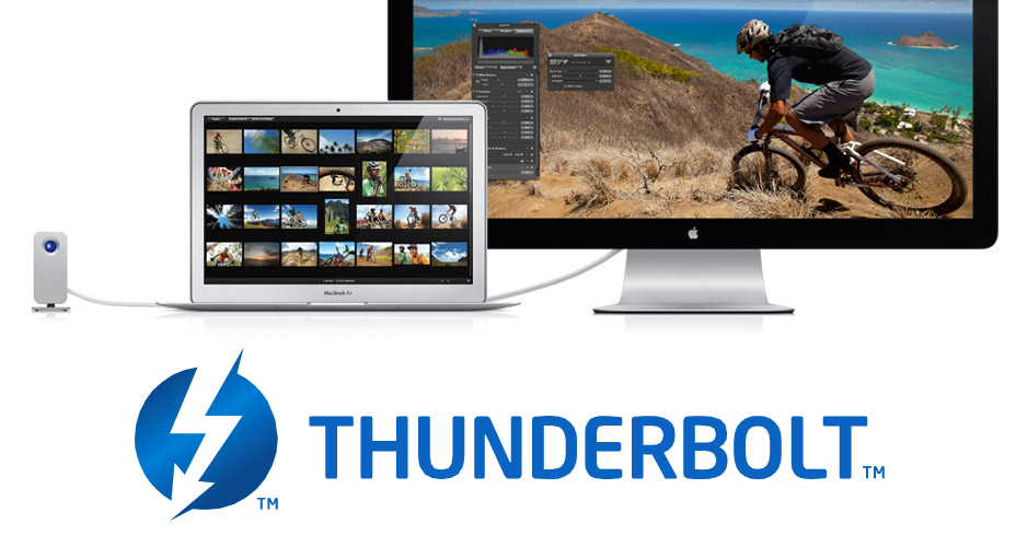 Thunderbolt vs. USB