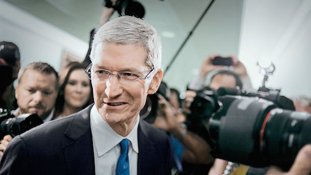 Der Datenschutz bei Apple. [Updated]