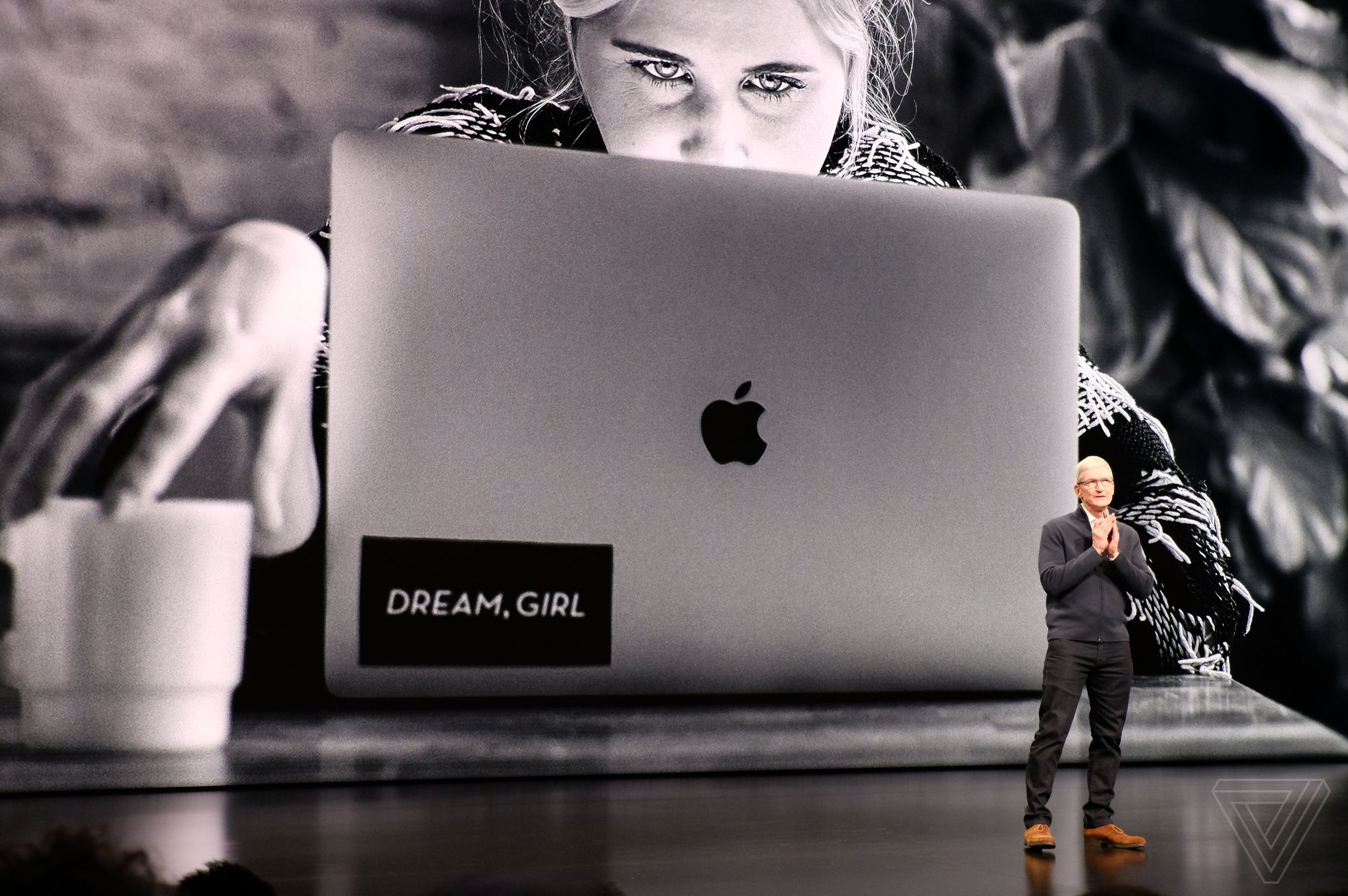 Tim Cook Apple Special Event