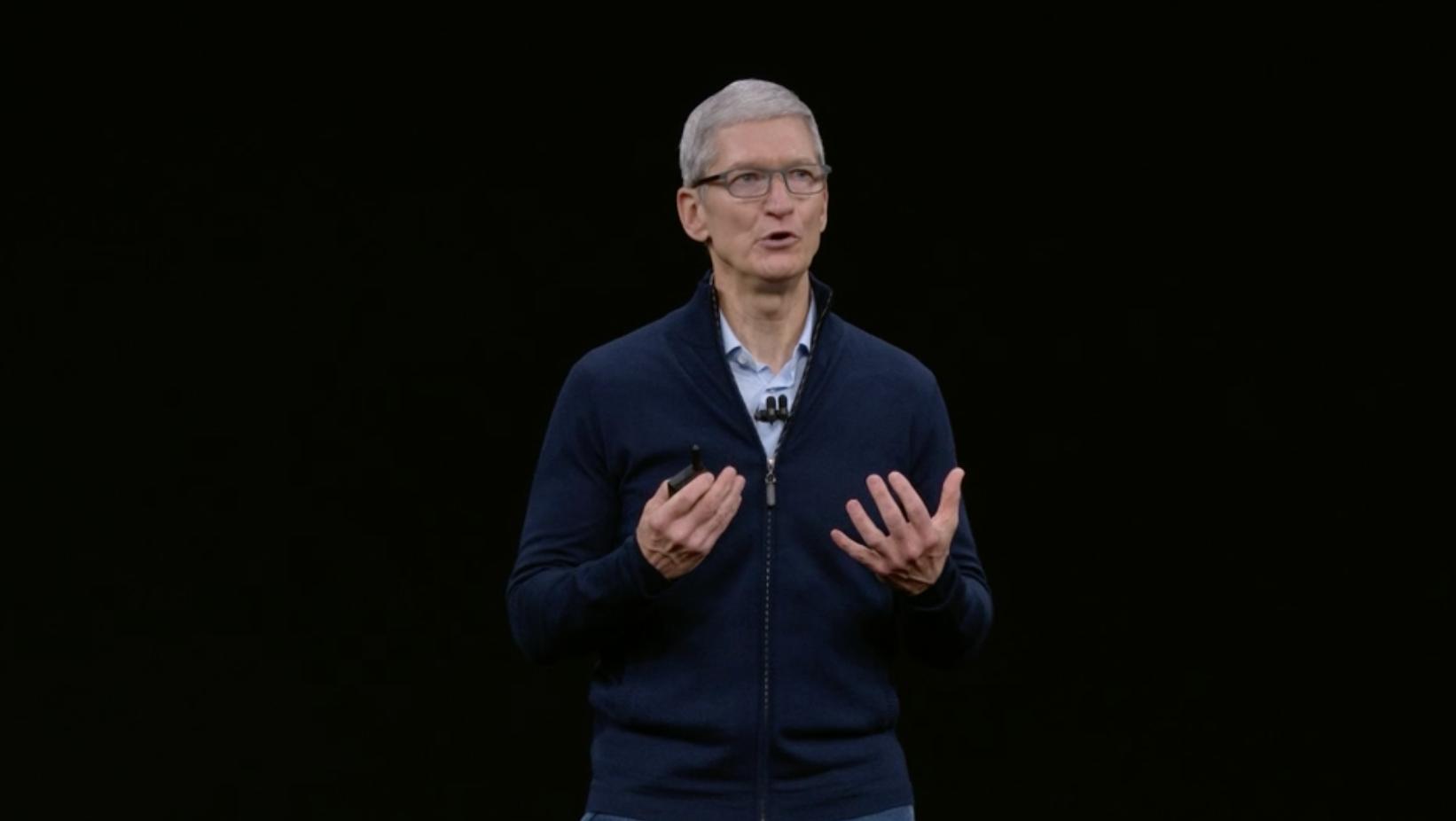 Apple's iPhone-Geschäft hat mehr Umsatz als Amazon.