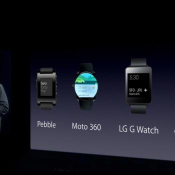 iWatch vs. Smart Watches