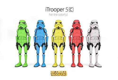 iTrooper 5C