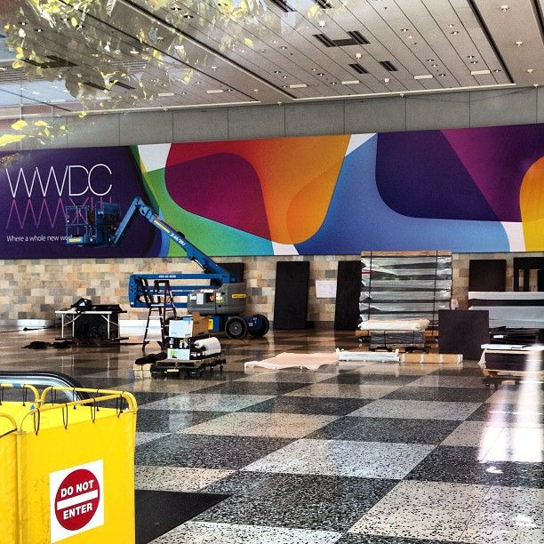WWDC 2013: Where a whole new world is developing.